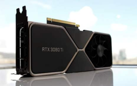 Nvidia RTX 3080 Ti review: Another powerful GPU, another chance at glory