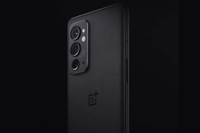 OnePlus 9RT in Black was leaked by tipster Evan Blass ahead of its launch.