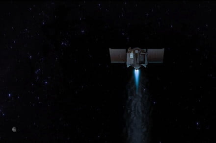 How to watch NASA bring home a piece of asteroid on Monday