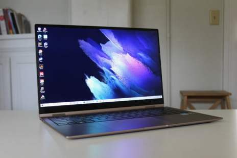 Samsung Galaxy Book Pro 360 (15-inch) review: OLED disappointment?
