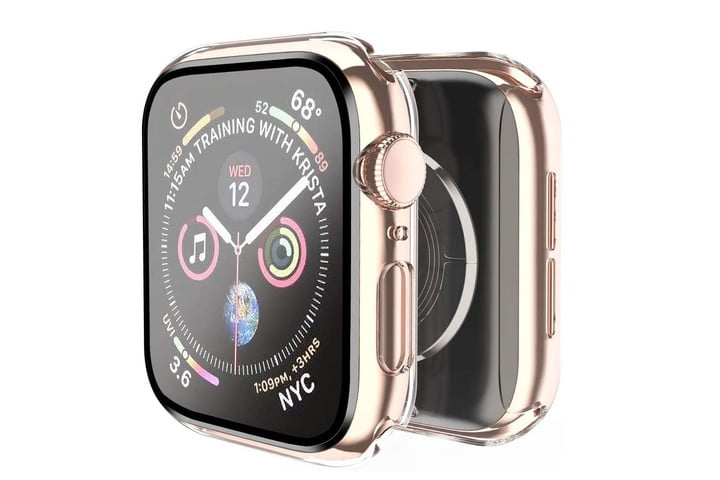 Smiling All-Around Hard PC Case for Apple Watch