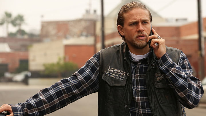 Sons of Anarchy on Hulu