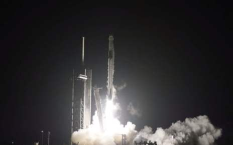 Watch SpaceX's recap of its successful Crew-1 mission to space station