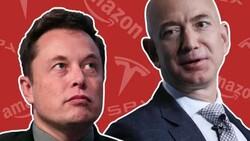 Amazon, SpaceX'i Federal İletişim Komisyonu'na şikayet etti