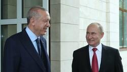 Cumhurbaşkanı Erdoğan: Putin ile verimli bir görüşme gerçekleştirdik