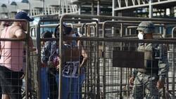 Ekvador'da cezaevinde çatışma