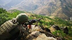 MSB: 3 PKK'lı terörist, etkisiz hale getirildi