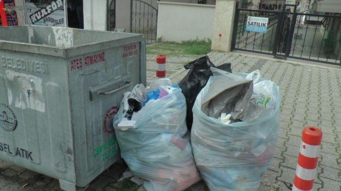 Maltepeli CHP liler, belediyeye destek için çöp topladı #5