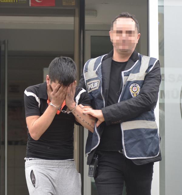 Antalya'da cep telefonu gaspçısı tutuklandı