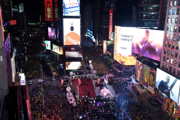 New York'ta geniş güvenlik önlemleri