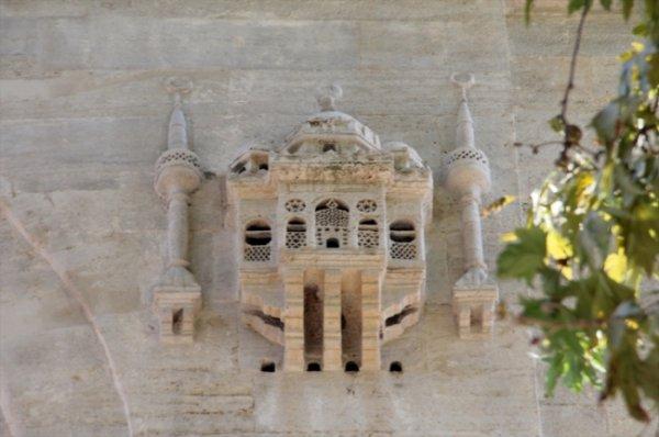 Osmanlı'nın tarihi kuş evleri