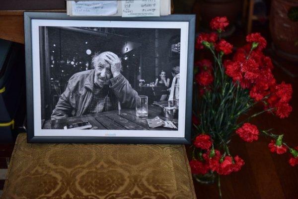 Ara Güler'in evi, vefatının ardından ilk kez görüntülendi