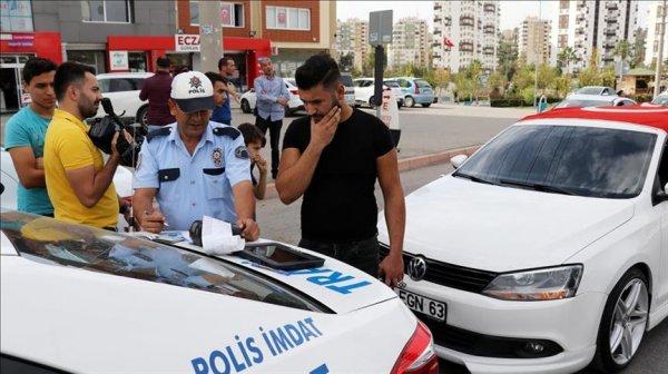 İstanbul'da sürücülere 1 milyon 500 bin ceza uygulandı