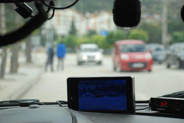 Yayalara öncelik vermeyen sürücülere yeni tarifeden ceza