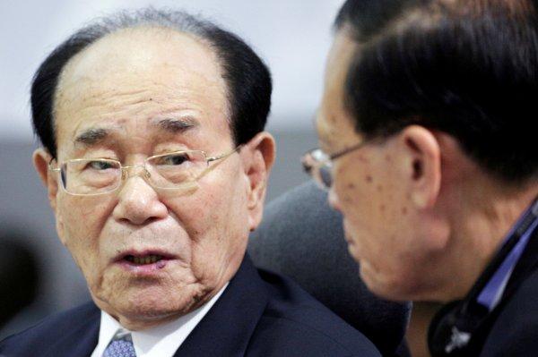 Kuzey Kore Meclis Başkanı Güney Kore'yi ziyaret edecek