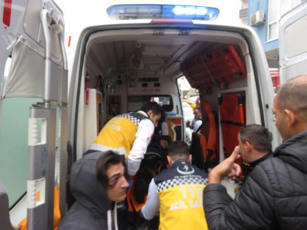 Maltepe'de yan bakma kavgası: 1 yaralı