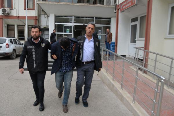 Mersin'de sahte MİT'çi polise yakalandı