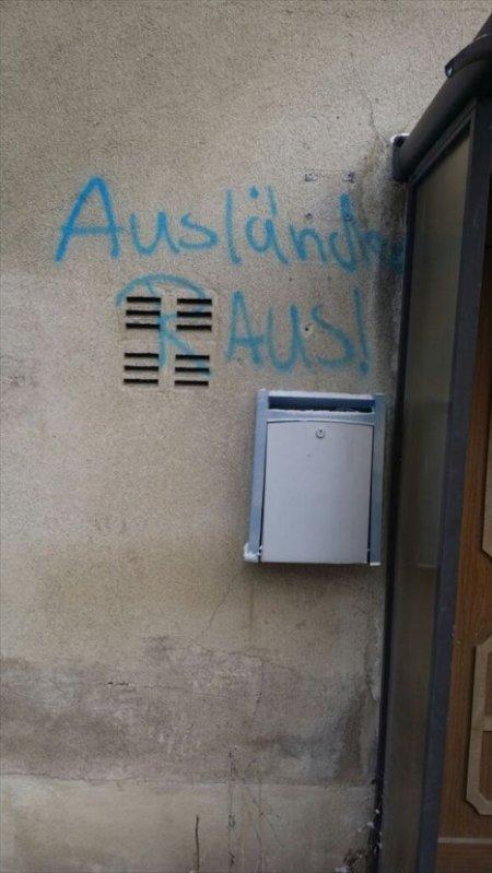 Almanya'da camilere yönelik çirkin saldırılar devam ediyor