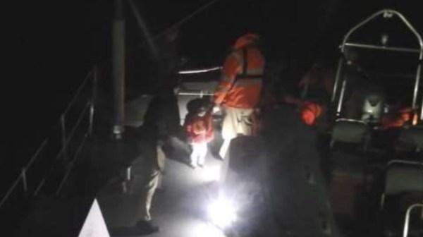 Yunanistan'a kaçmaya çalışan 31 Suriyeli göçmen yakalandı
