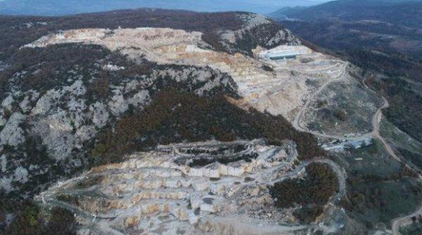 Bursa'da 500 milyar dolarlık maden rezervinin ÇED'i tamamlandı