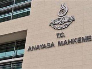 Kılıçdaroğlu'nun AYM'ye yaptığı başvuruya ret