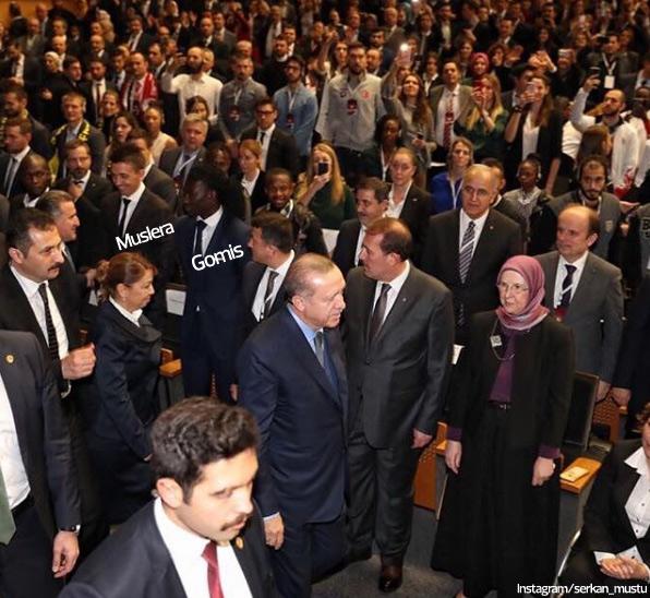 Cumhurbaşkanı'nın Dünya Göçmenler Günü konuşması