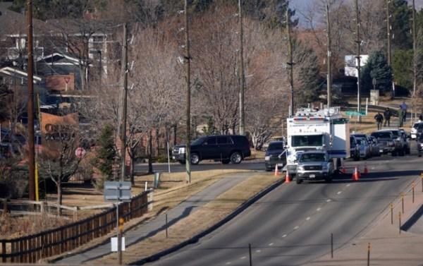 ABD polislere silahlı saldırı: 1 ölü 6 yaralı