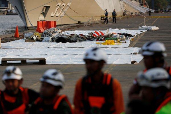 Endonezya'da cansız bedenler bulundu