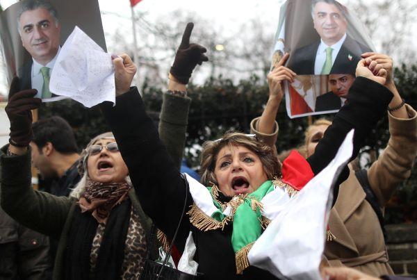 İran'da Avrupa ülkesi vatandaşı gözaltına alındı