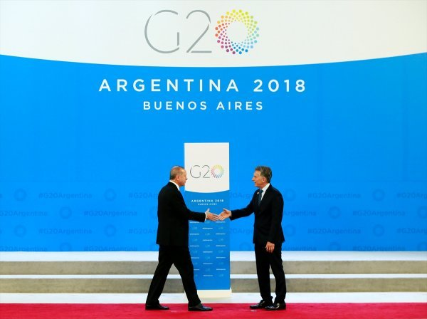 G20 Summit kicks off in Buenos Aires