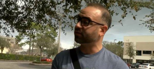 ABD'de spor yapan adamın kulağında AirPod patladı