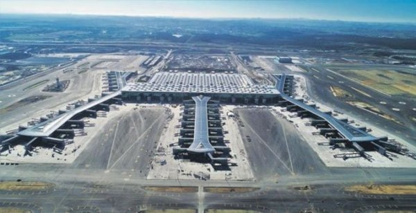 İstanbul Havalimanı'na ulaşım kolay sağlanacak