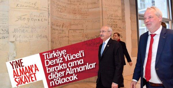 MHP lideri Devet Bahçeli'den Kılıçdaroğluna Almanya tepkisi