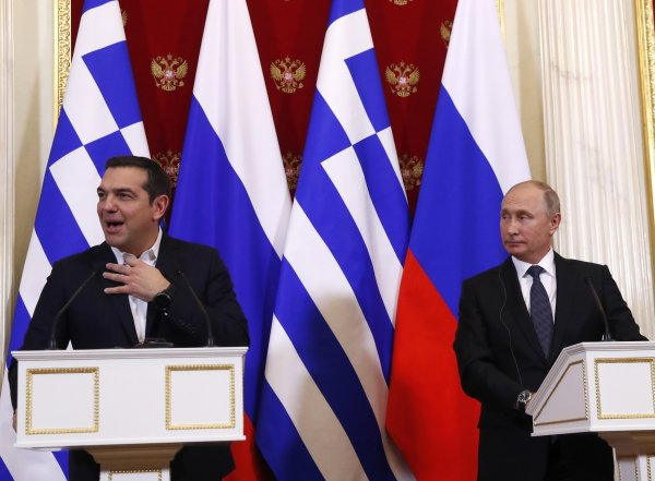 Putin'den Çipras'a Türk Akımı yanıtı geldi