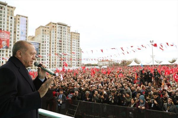 Erdoğan'dan Kılıçdaroğlu'na: Bu defa kaçmaya fırsat bulumazsın