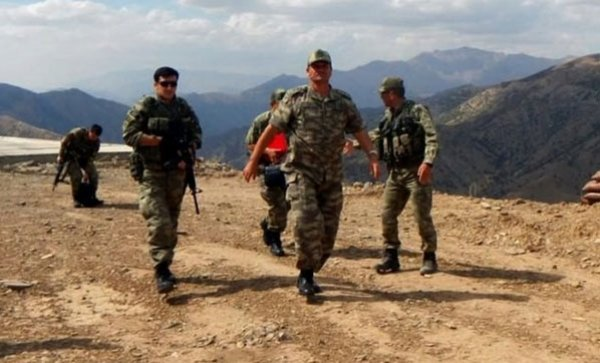 Fırat'ın doğusuna operasyonu İsmail Metin Temel yönetecek