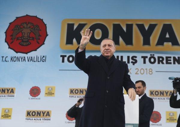 Erdoğan: Trump'la konuştum, teröristleri biz göndeririz