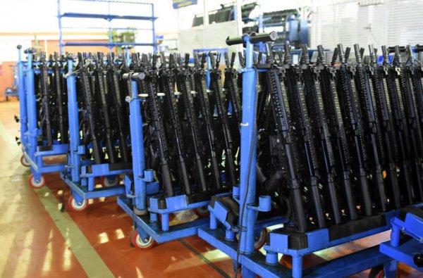 MPT-55 için ihracat hazırlığı