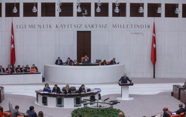 Bakan Varank Meclis Genel Kurulu'nda konuştu