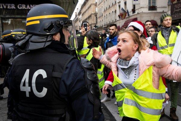 Fransa Başbakanı Philippe: Düzeni getirmekte kararlıyız