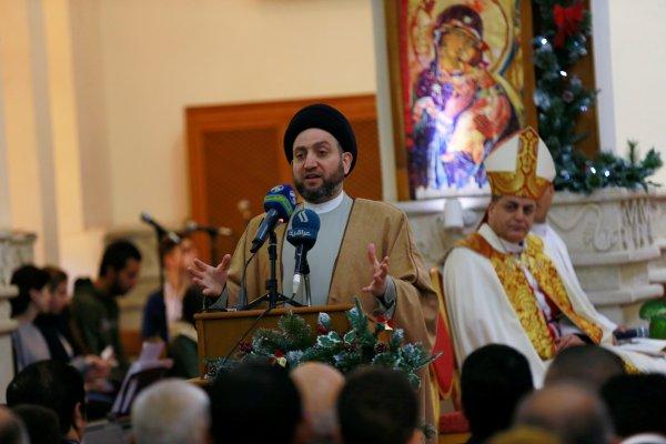 Irak'ta Noel günü resmi bayram ilan edildi
