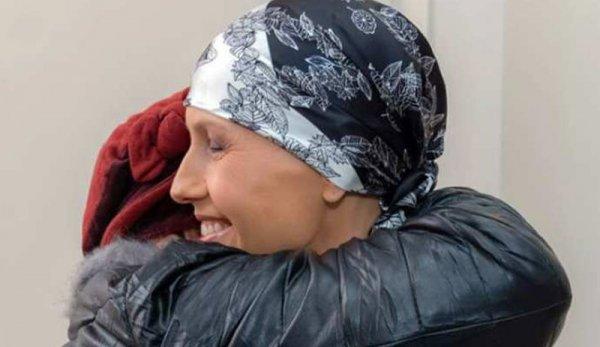 Kanser olan Esma Esad'ın son hali