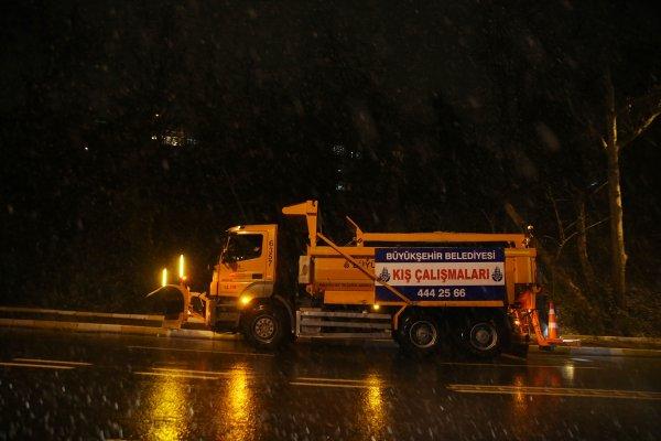Meteoroloji'nin İstanbul için kar tahmini tuttu