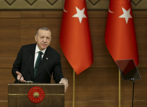Erdoğan: Ülkemizden keneviri söküp aldılar