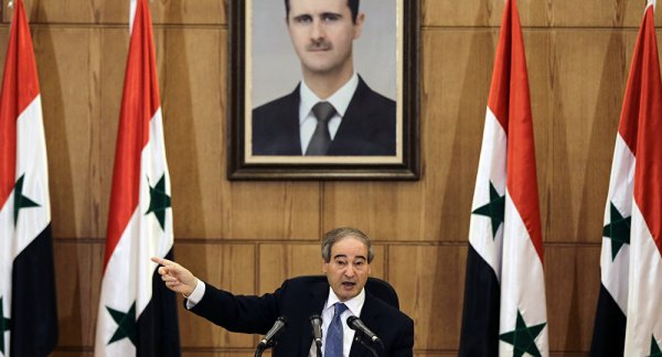 Suriye Dışişleri: Kürtlerle tekrar temas kurduk