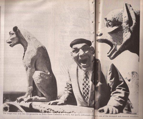 Gerçek Shrek: Maurice Tillet'in ilginç hikâyesi
