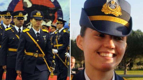 FETÖ'cü pilot Kerime Yıldırım müebbet hapis cezası aldı