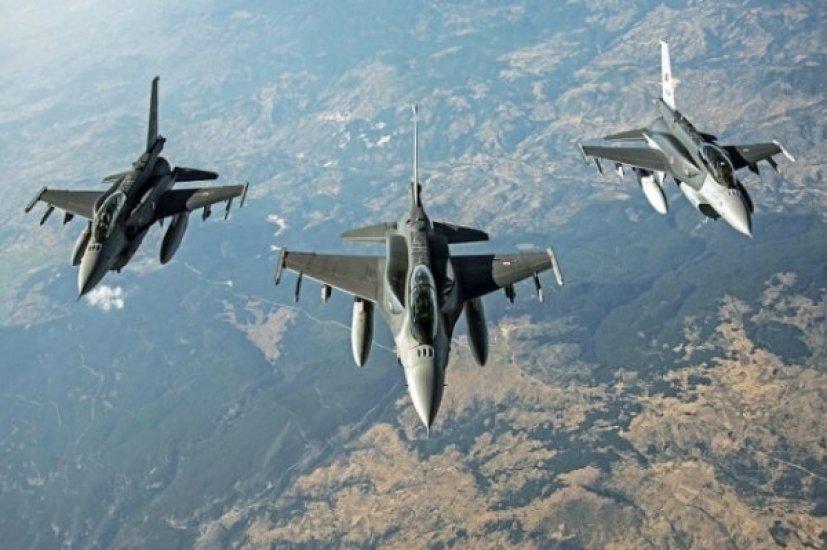 Kuzey Irak'ta 12 terörist öldürüldü
