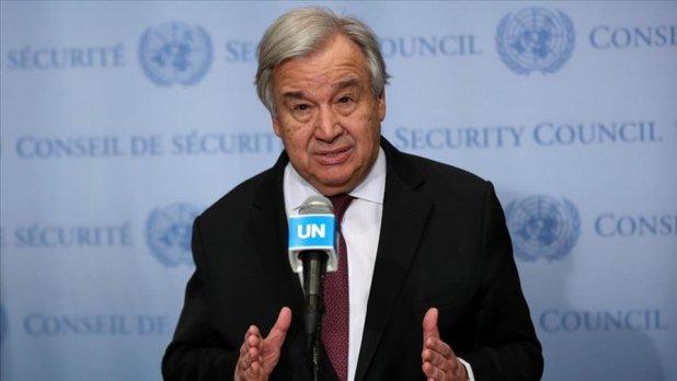 BM'den yoksul ülkelere korona mücadelesinde yardım çağrısı