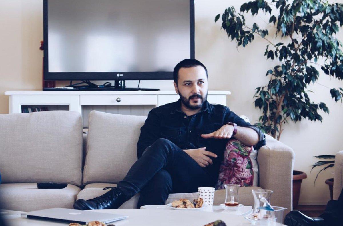 Koray Sarıdoğan ile son romanı Kaosun Kalbi'ni konuştuk #1